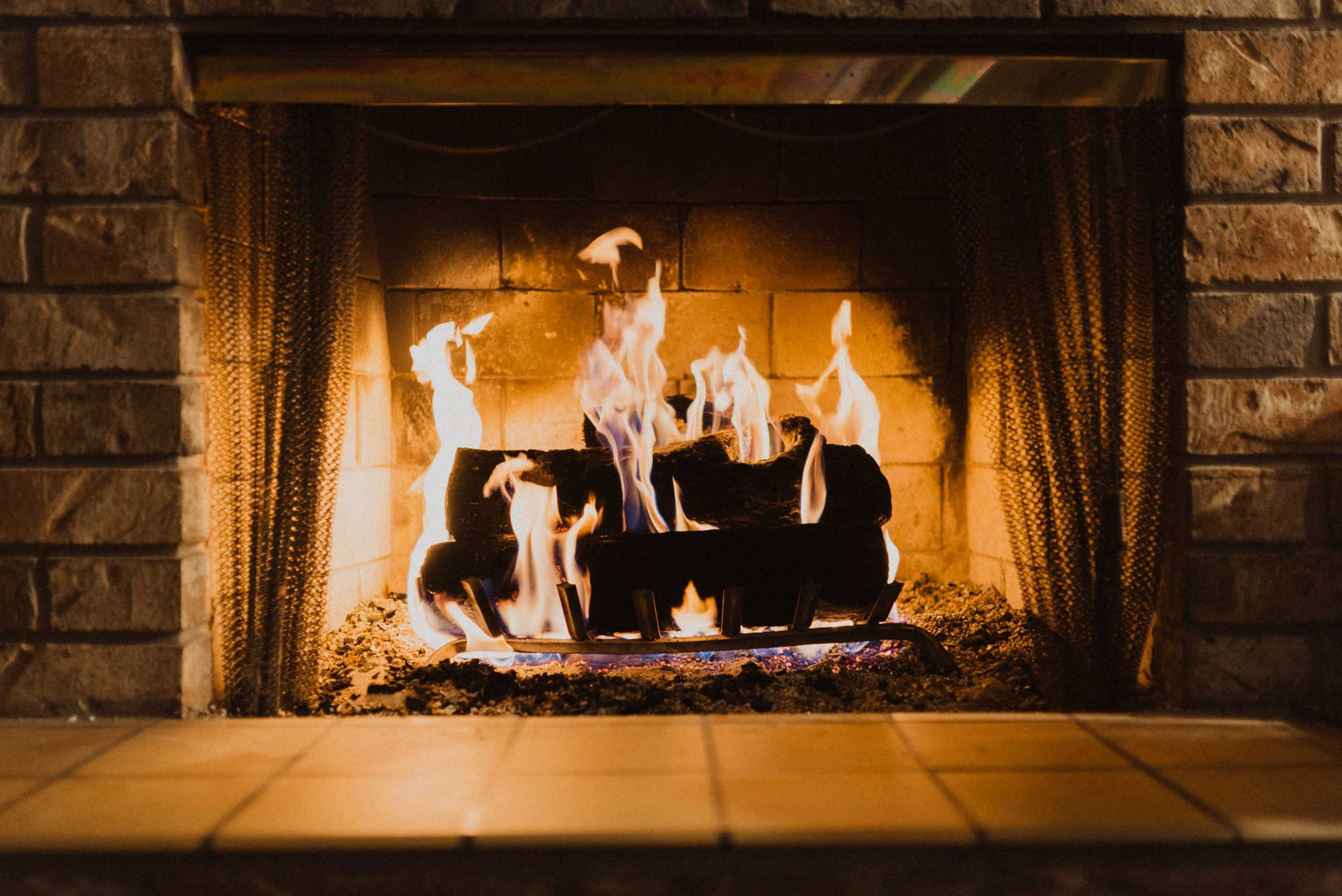 Why Gas Fireplaces Need Yearly Maintenance