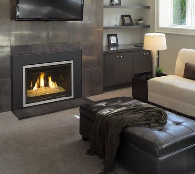 5 Benefits of Buying a Gas Fireplace Insert or Direct Vent Gas Insert